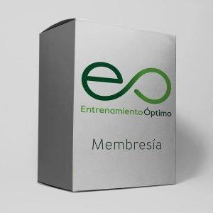 EO membresías plata