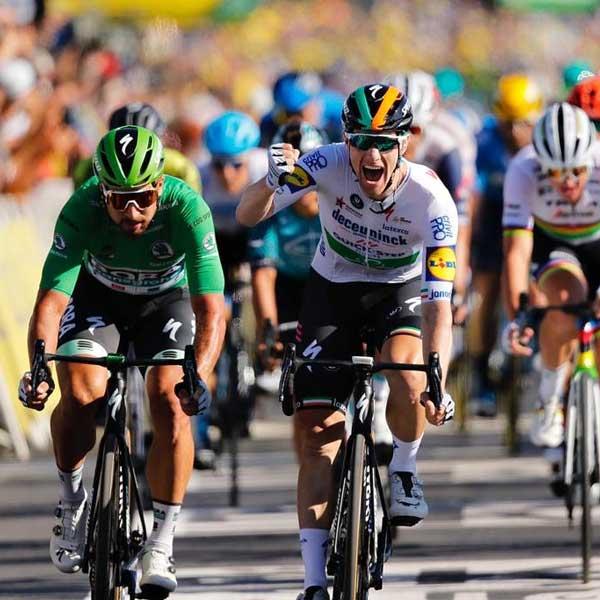 Ciclismo - Mejorar tu Capacidad de Esprint (Largadas, Cambios de Ritmo, etc.)